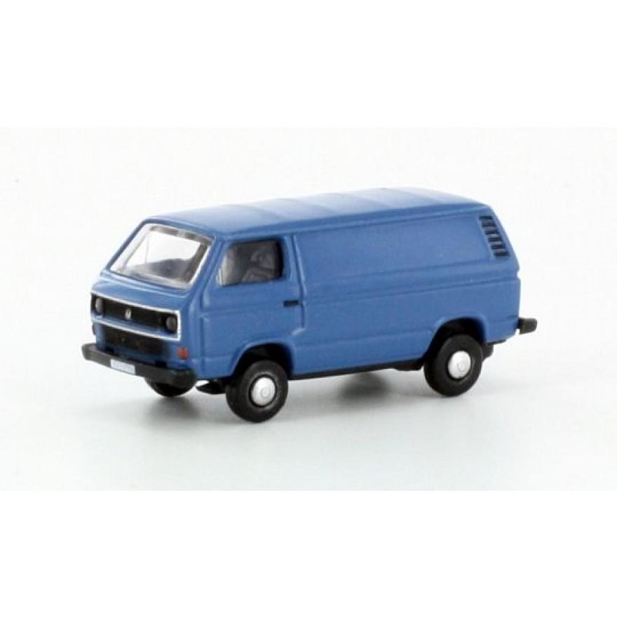 lemke minis lc4317 vw t3 kasten blau tina 39 s. Black Bedroom Furniture Sets. Home Design Ideas