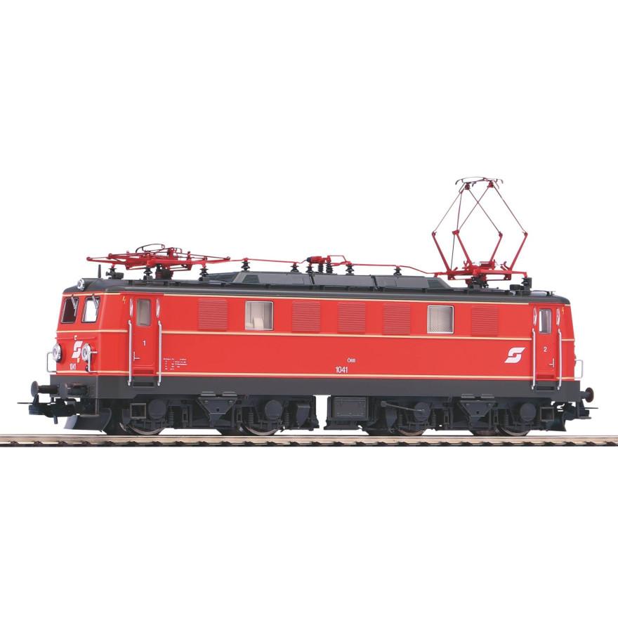PIKO ~E-Lok BR 186 Alpha Trains 2802 VI 4 Pantos VI