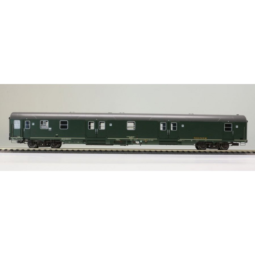 L.S.Models 46301 / 2tlg. DB Post mrz/mrz, grün, Deutsche Post AG, Ep V