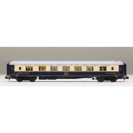 L.S.Models 79170 N 3tlg. WP + WP + WPc, blue/cream, original livery, CIWL,