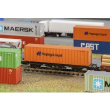 Faller 272842 40' Hi-Cube Container Hapag-L