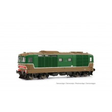 FS, D445 1st series, green/brown livery, ep. IV-V